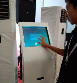 mesin antrian bank bni