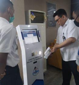 mesin antrian kantor imigrasi 2