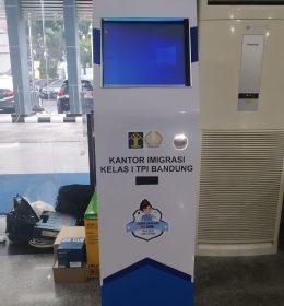 mesin antrian kantor imigrasi 3